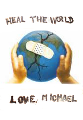 Heal the World -- Love, Michael
