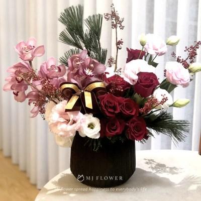 老闆生日送花
