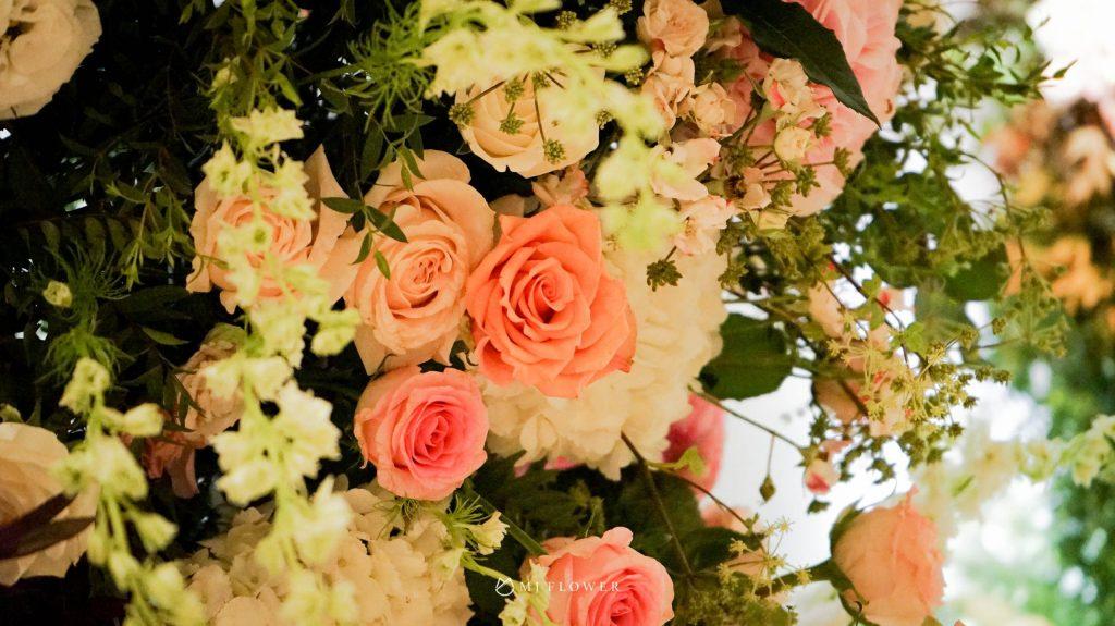 台北婚禮佈置