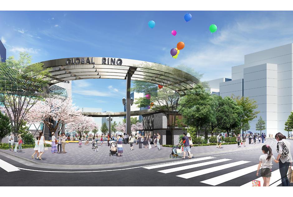 池袋西口公園プロジェクト|PROJECT|株式會社 三菱地所設計