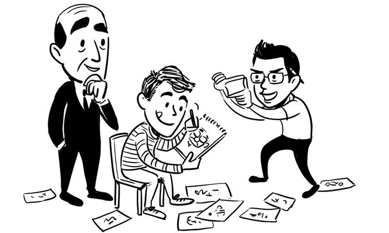 Social media and medical education: making an animated