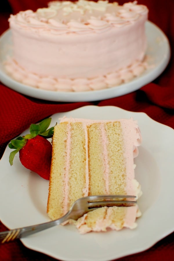 America S Test Kitchen Strawberry Cake