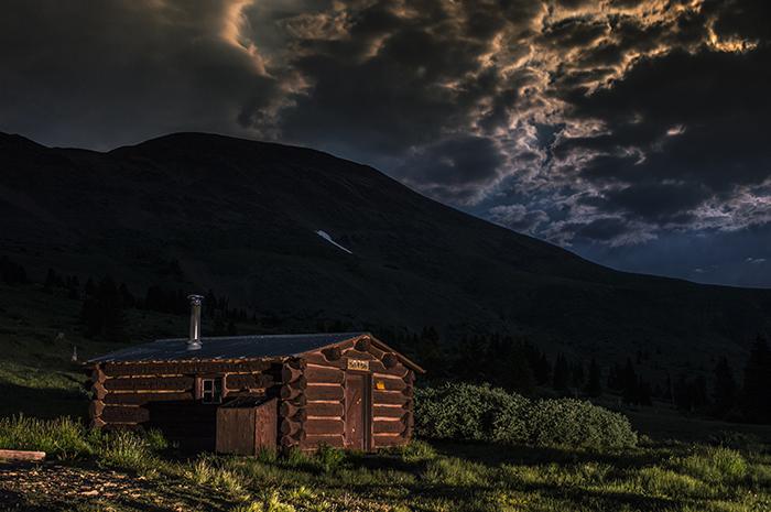 Boreas Pass Cabin