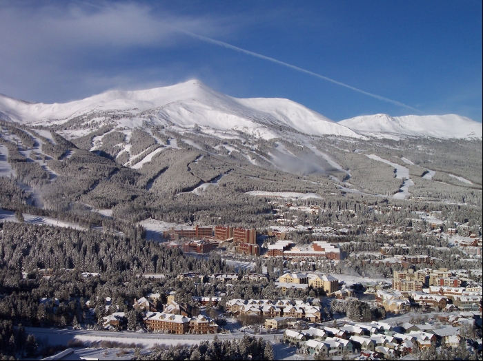 Breckenridge Powder Day