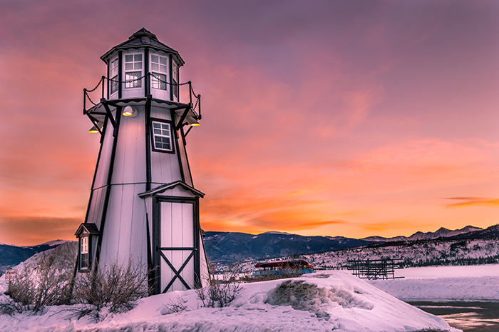 Frisco Colorado Lighhouse