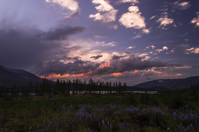 """""""Frisco Colorado Sunset"""""""