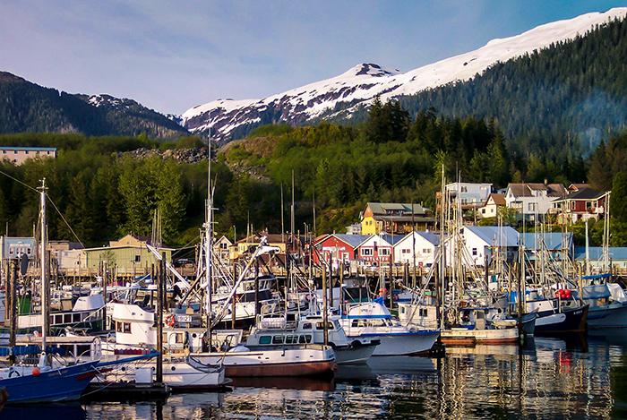 Ketchikan Alaska Dock