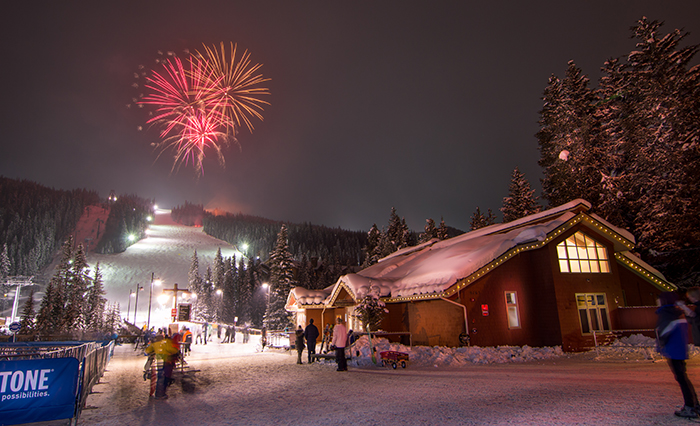 Keystone Resort Fireworks