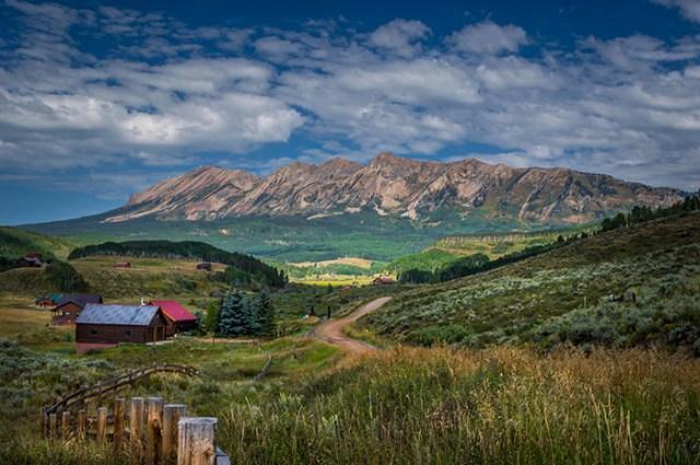Heartland of the Colorado Rockies