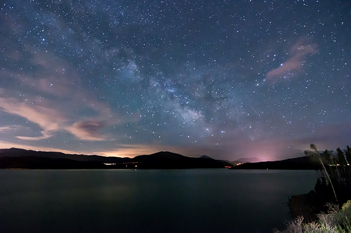 Lake Dillon Milky Way
