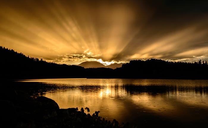 Lake Dillon Sunset
