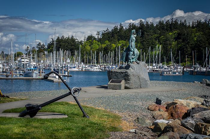 Anacortes Washington Harbor