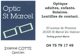 Optic St Marcel