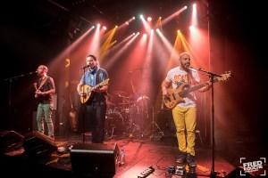 Tiwiza - Concert Rock Berbère @ MJC Toulouse Ancely - Salle Caldarium