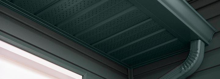 Roofing gutter