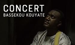 Concert Bassekou MJC Palaiseau