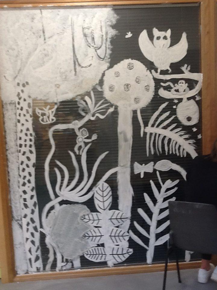 Ateliers poteries céramique et dessin peinture expo mars 3