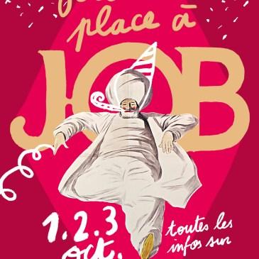Fête de la place à JOB ! Les 1, 2 et 3 octobre