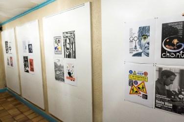 Soirée Cabaret - Exposition d'Affiches