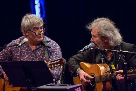 Soirée Cabaret - Philippe Gautier et Jean-Louis Fayollet
