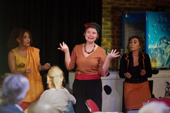 Soirée Cabaret - Quartet Buccal