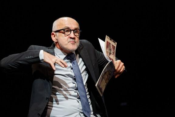 Soirée Cabaret - Marc Soriano Conteur