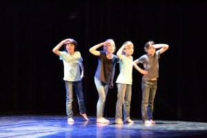 Atelier théâtre enfants - Histoires pressées @ Salle Boby Lapointe