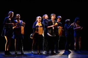 Atelier théâtre jeunes - Dans ma ville @ Salle Boby Lapointe