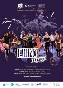 Concert // Ethno France @ MJC Boby Lapointe