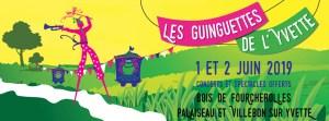 Les guinguettes de l'Yvette @ Bois de Fourcherolles