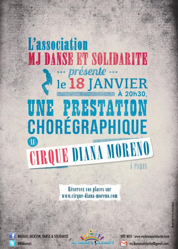 Show au Cirque Diana Moreno