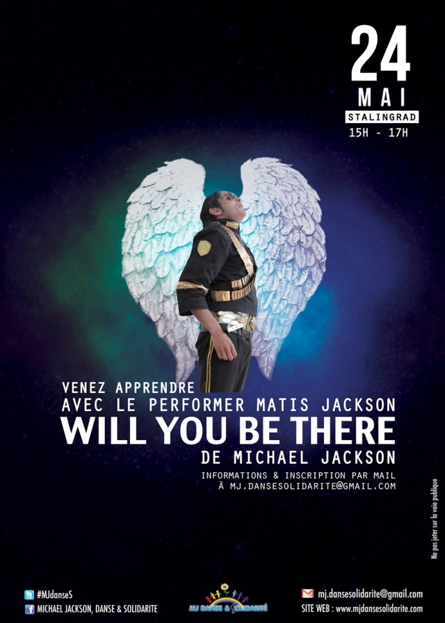 Cours de danse sur « Will you be there »