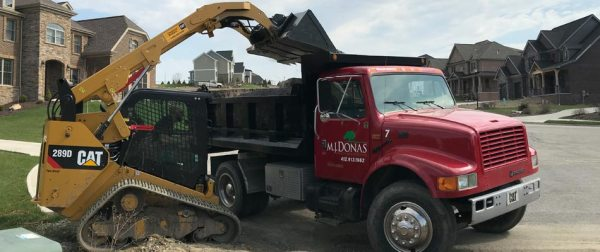grading & drainage services