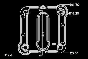 Air compressor gasket