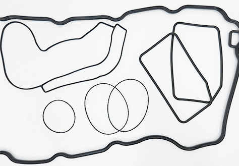 Gasket materials Elastomer