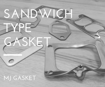 Sandwich Type Gasket