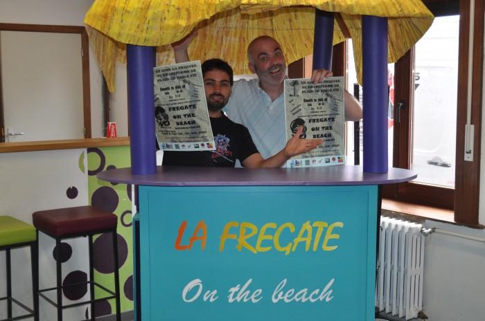 La plage s'invite à la Frégate – l'avenir.net (Maxence DESUTTER)