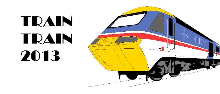 TRAIN TRAIN 2013