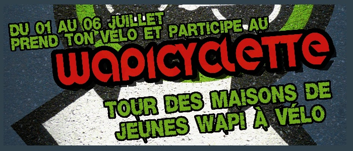 Wapicyclette