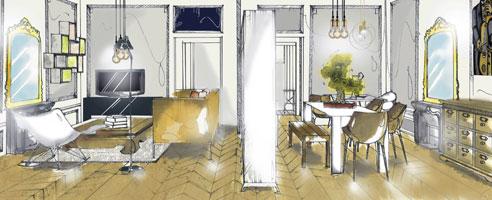 Architecte d intrieur onisep journees portes ouvertes sur - Formation decoration interieur belgique ...