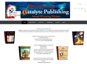 Satalyte Publishing Website