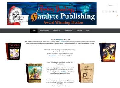 Satalyte Publishing Website