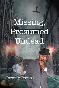 Noir Detective Fantasy fiction cover art