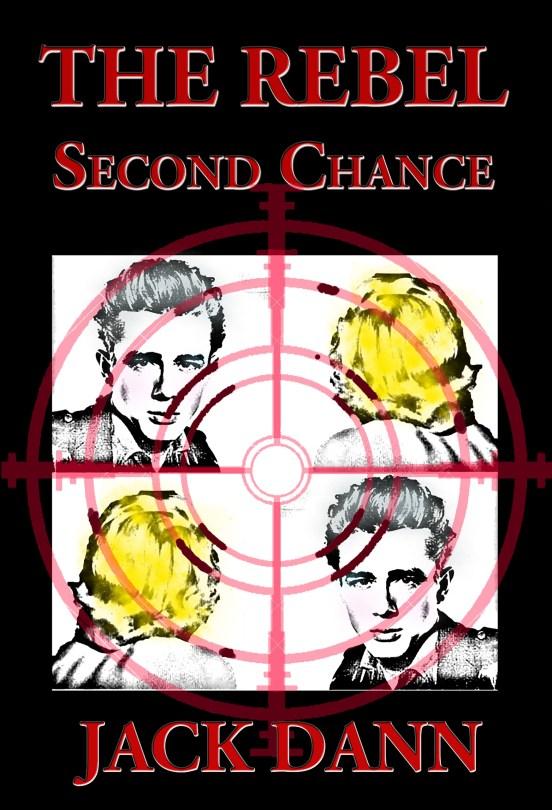 Alternate History fiction James Dean Marilyn Munroe cover art