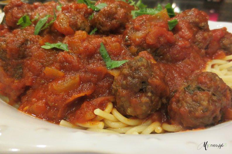 #spachetti#meatballs#mjonesstyle
