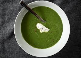 #spinach soup