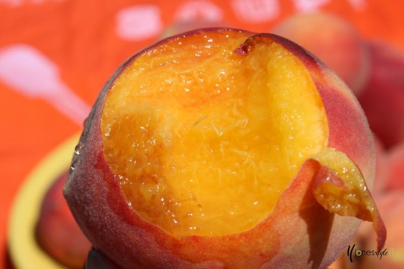 #peach#peachcobbler#peachicecream