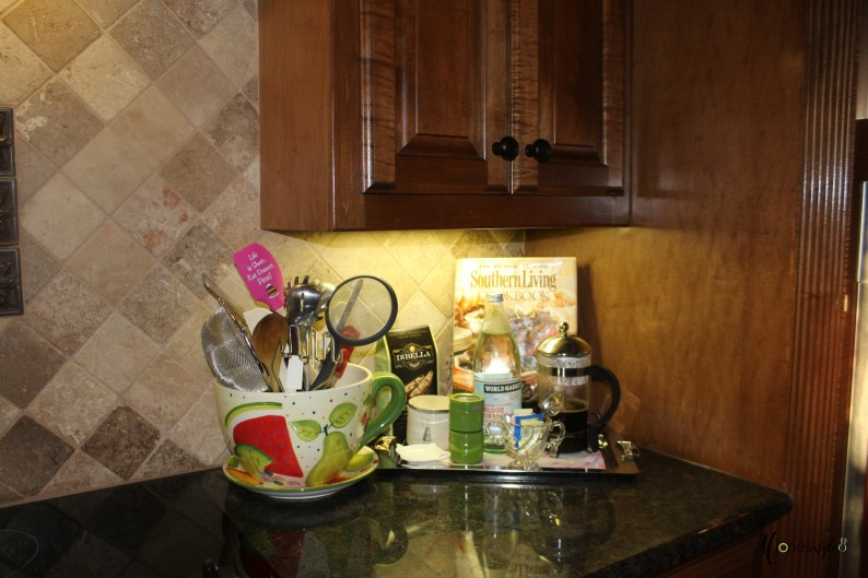 #kitchendecor#coffeestation