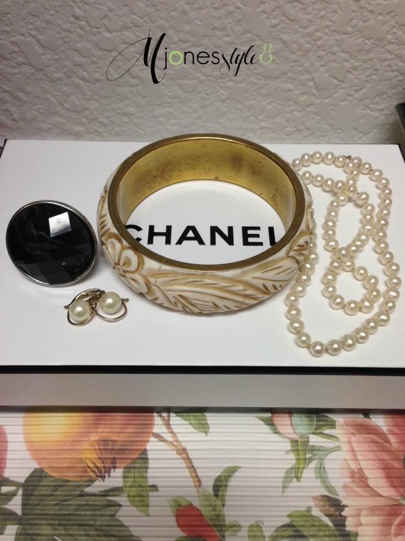 #vintagebracelet#chanel