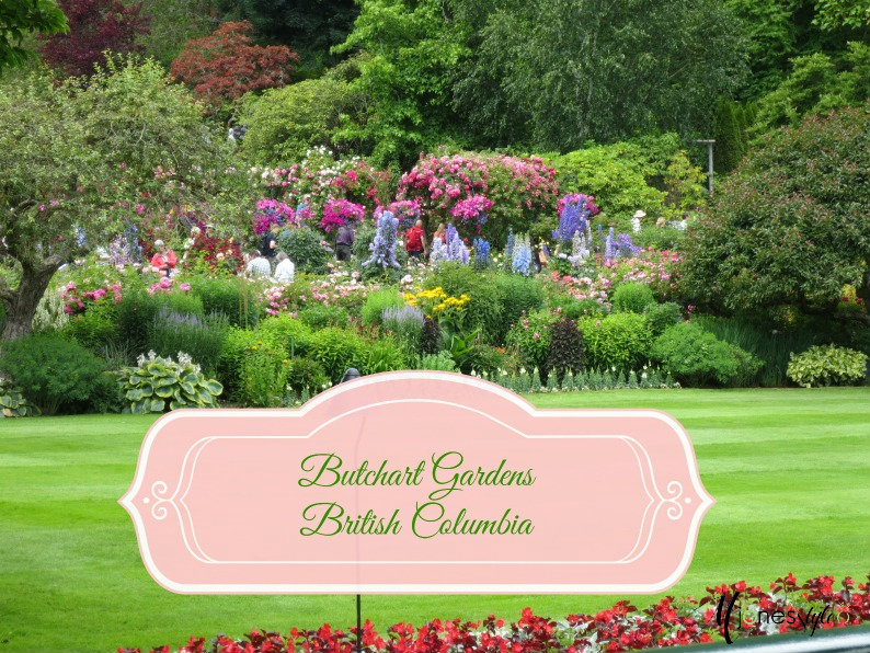 #butchartgardens